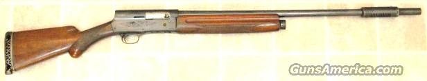 12 Gauge Auto-5 with cutts compensator  Guns > Shotguns > Browning Shotguns > Autoloaders > Hunting