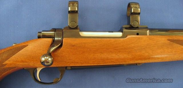 Tang safety Hvy BBL 308  Guns > Rifles > Ruger Rifles > Model 77