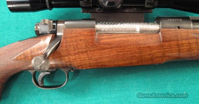 Pre-64 M70 270 by G&H  Guns > Rifles > Griffin and Howe Rifles