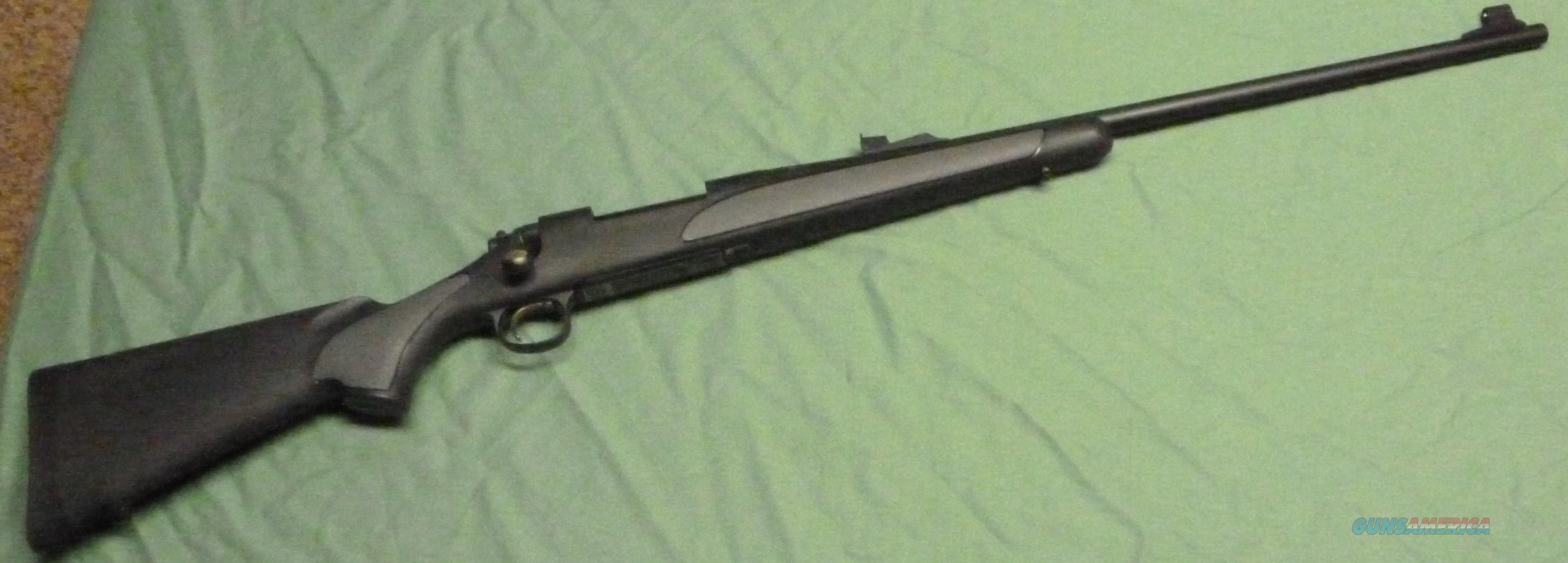 Remington 700 XCR II 375 RUM --  PRICE REDUCED!!  Guns > Rifles > Remington Rifles - Modern > Model 700 > Sporting