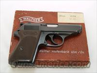 WALTHER PPK .22LR PRE GCA 68  Guns > Pistols > Walther Pistols > Post WWII > PP Series