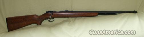 Winchester Model 72 22S/L/LR  Guns > Rifles > Winchester Rifles - Modern Bolt/Auto/Single > .22 Boys Rifles
