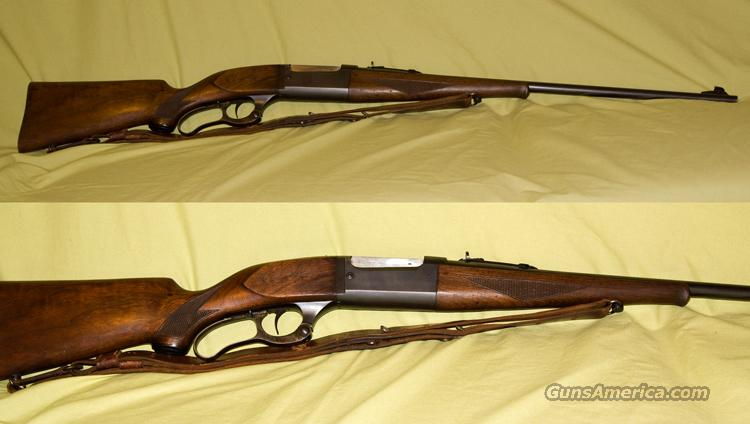 Savage Model 99 EG 300 Savage  Guns > Rifles > Savage Rifles > Model 95/99 Family