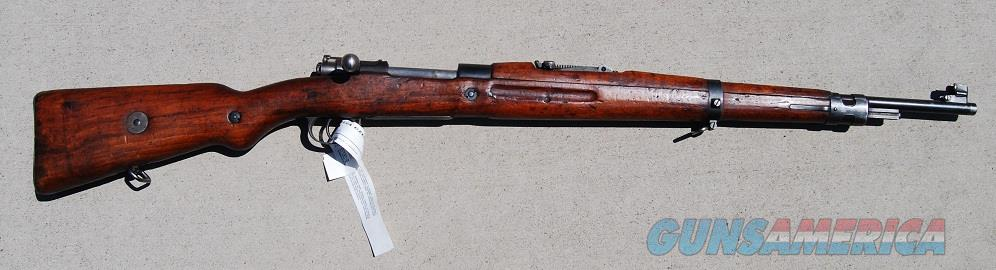 VZ 24 Mauser Czechoslovakia WWII  Guns > Rifles > Military Misc. Rifles Non-US > Other