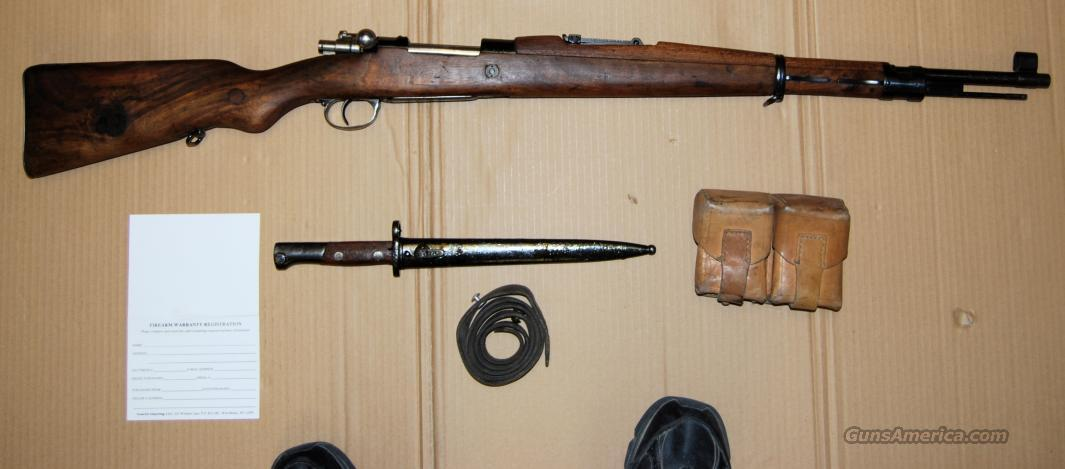 Yugoslavian Md.24/47 Mauser  Guns > Rifles > Military Misc. Rifles Non-US > Other
