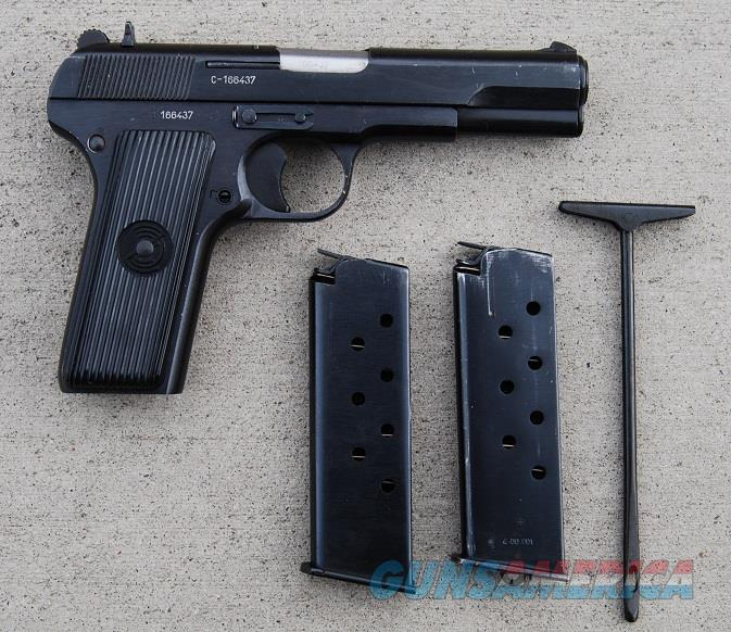 Yugoslavian Md57 Tokarev Pistol Cold War Two Mags.  Guns > Pistols > Military Misc. Pistols Non-US