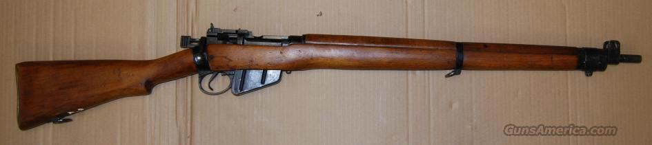 Enfield #4 MK II Cal. 303 British  Guns > Rifles > Enfield Rifle