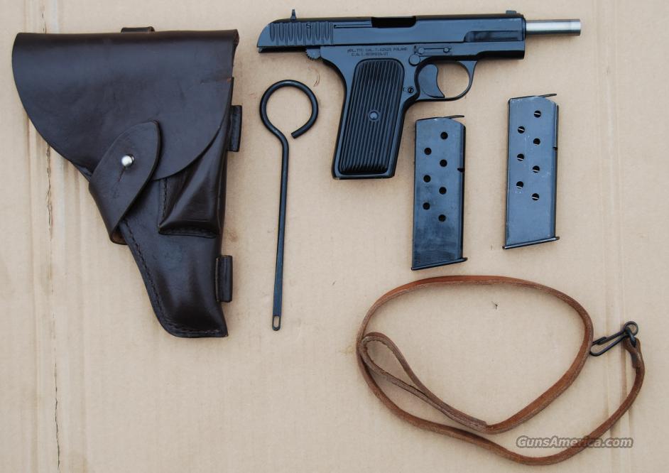 Tokarev Polish Pistol Cold War   Guns > Pistols > Military Misc. Pistols Non-US