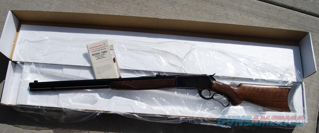 Winchester Model 1886 Deluxe Caliber 45-70 Case Hardened  Guns > Rifles > Winchester Replica Rifle Misc.