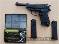 P38/P1 Walther Pistol Post War  Guns > Pistols > Walther Pistols > Post WWII > P38