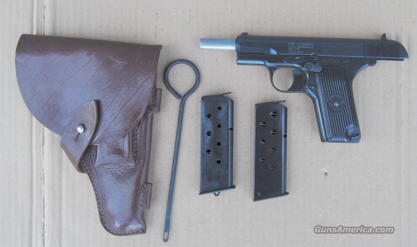 Tokarvev Romanian Pistol Cold War  Guns > Pistols > Surplus Pistols & Copies