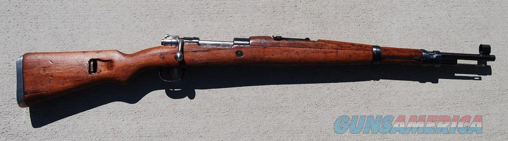 Yugoslavian M48 Mauser Rifle Cold War  Guns > Rifles > Military Misc. Rifles Non-US > Other