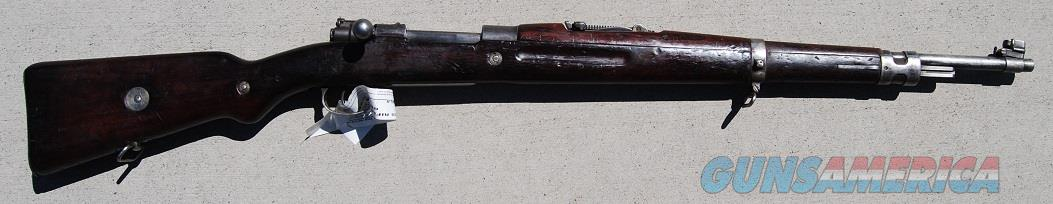 VZ 24 Mauser Rifle Czechoslovakia WWII  Guns > Rifles > Military Misc. Rifles Non-US > Other
