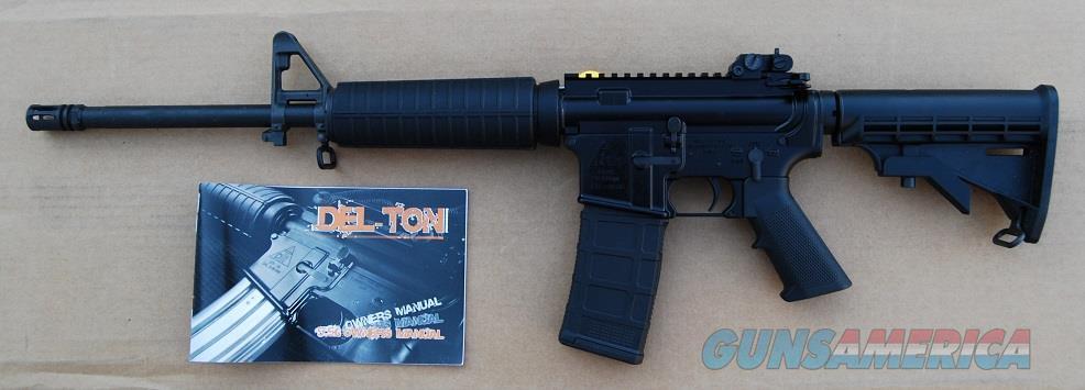 AR15 Delton Echo Carbine New  Guns > Rifles > AR-15 Rifles - Small Manufacturers > Complete Rifle