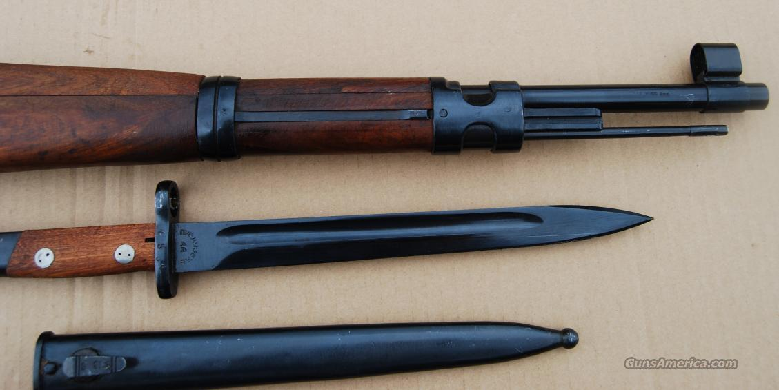 Yugoslavian Md.48 Mauser Excellent/like New  Guns > Rifles > Military Misc. Rifles Non-US > Other