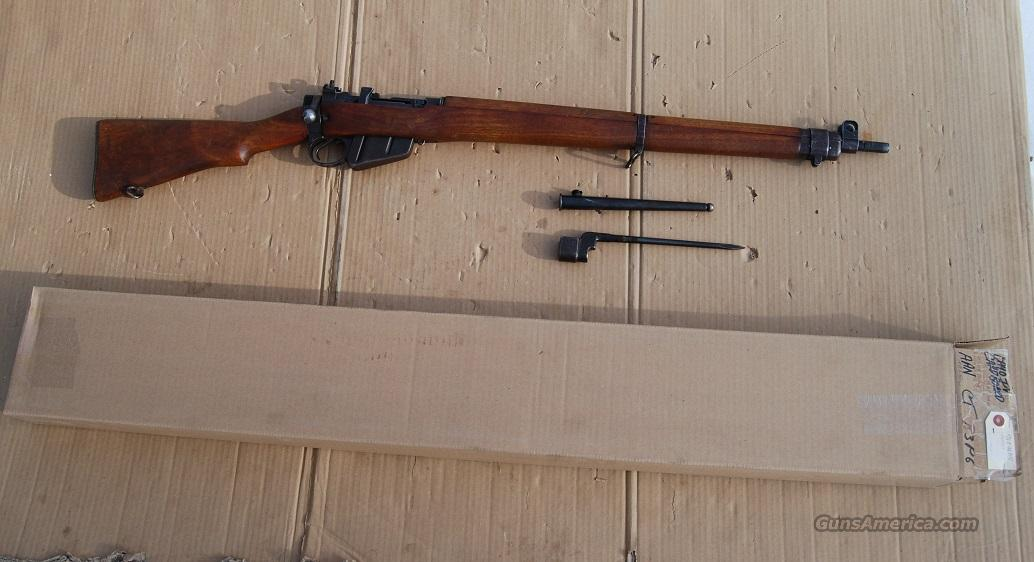 Enfield No.4 MK1 Savage Rifle  Guns > Rifles > Enfield Rifle