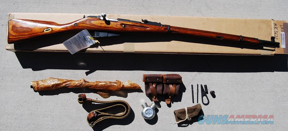 Mosin Nagant M91/30 Ex-Dragoon Rifle Laminated  Guns > Rifles > Mosin-Nagant Rifles/Carbines