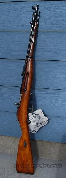 M44 Russian Carbine Cold War Issue  Guns > Rifles > Mosin-Nagant Rifles/Carbines