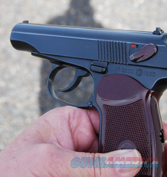 Makarov Russian Cold War Dated 1963  Guns > Pistols > Military Misc. Pistols Non-US