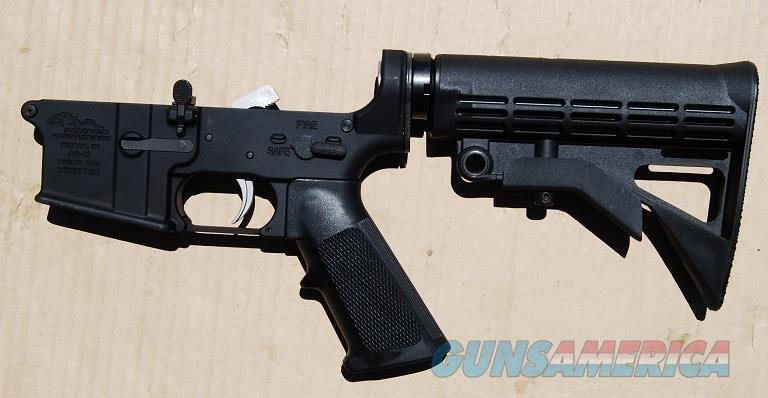 AR15 Complete Lower Unit Multiple Caliber  Guns > Rifles > AR-15 Rifles - Small Manufacturers > Lower Only