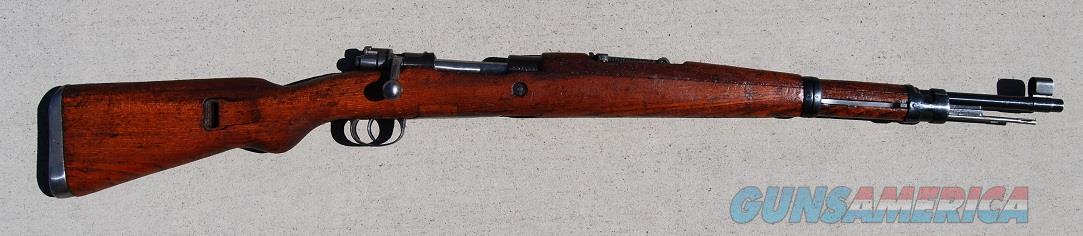 Yugoslavian M48 Mauser Rifle Cold War  Guns > Rifles > Military Misc. Rifles Non-US > Other