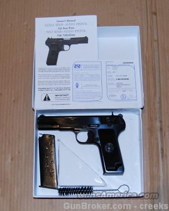 Tokarev Md57 Yugoslavian New In Box  Guns > Pistols > Military Misc. Pistols Non-US