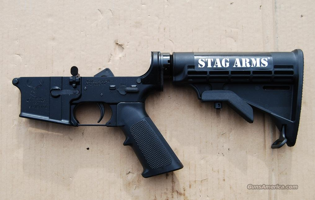 Stag Arms AR15 Complete Lower Cal .223  Guns > Rifles > AR-15 Rifles - Small Manufacturers > Lower Only