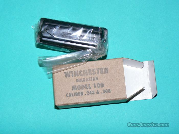 REAL Winchester Manuf. M100 .243 or .308 magazine!  Non-Guns > Magazines & Clips