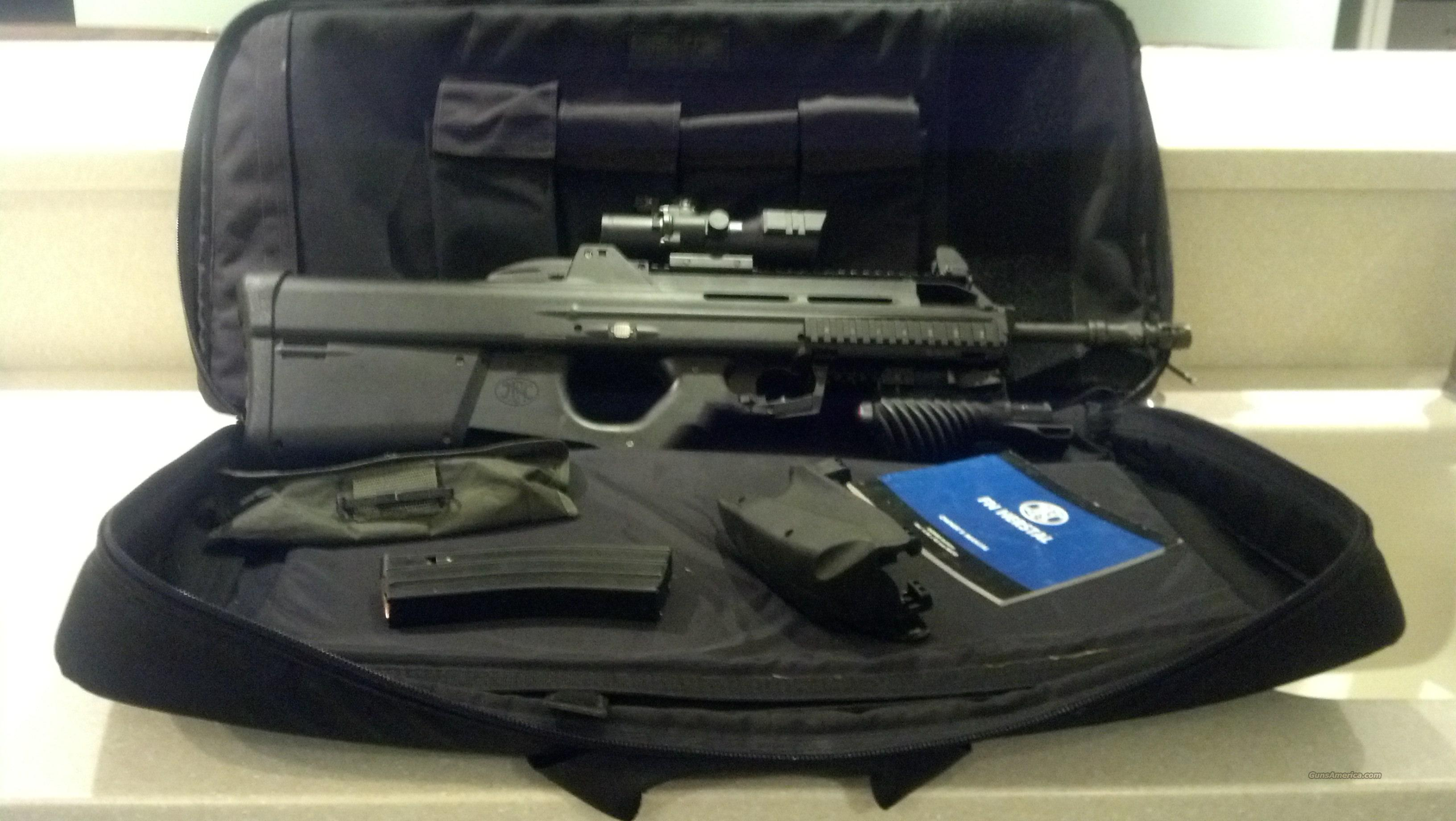 FNH FS2000 Tactical  Guns > Rifles > FNH - Fabrique Nationale (FN) Rifles > Semi-auto > Other