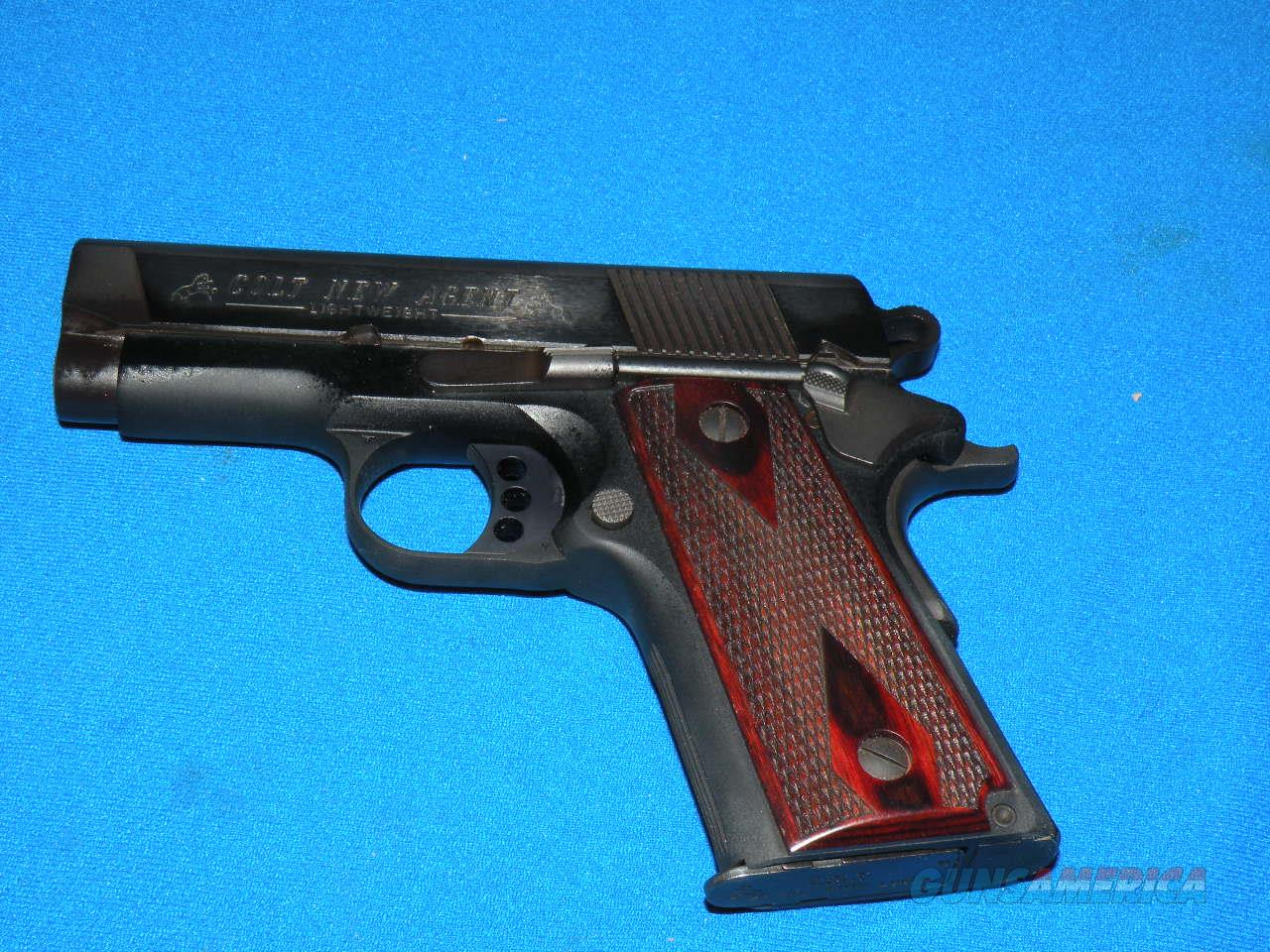 "Colt New Agent Model ""0"" 3"" 9mm blue  Guns > Pistols > Colt Automatic Pistols (1911 & Var)"