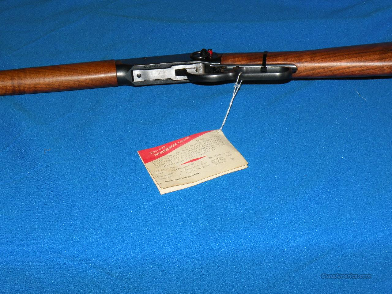 Winchester 94 AE Trapper Saddle Ring Carbine  Guns > Rifles > Winchester Rifles - Modern Lever > Model 94 > Post-64