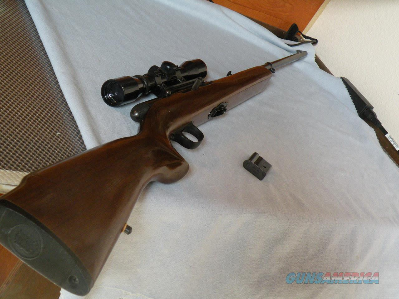 Harrington Richardson 700 22 mag  Guns > Rifles > Harrington & Richardson Rifles
