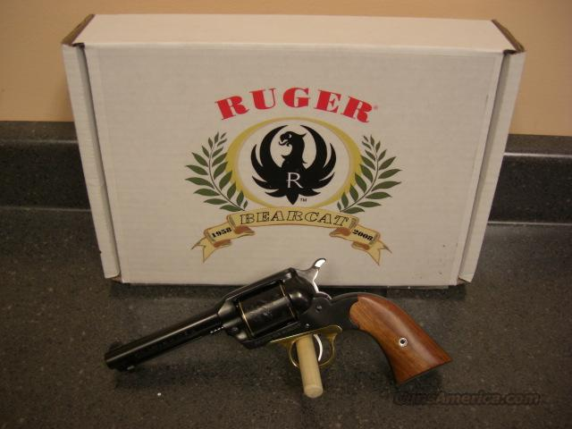 Ruger Bearcat 50th Anniversary #68  Guns > Pistols > Ruger Single Action Revolvers > Single Six Type