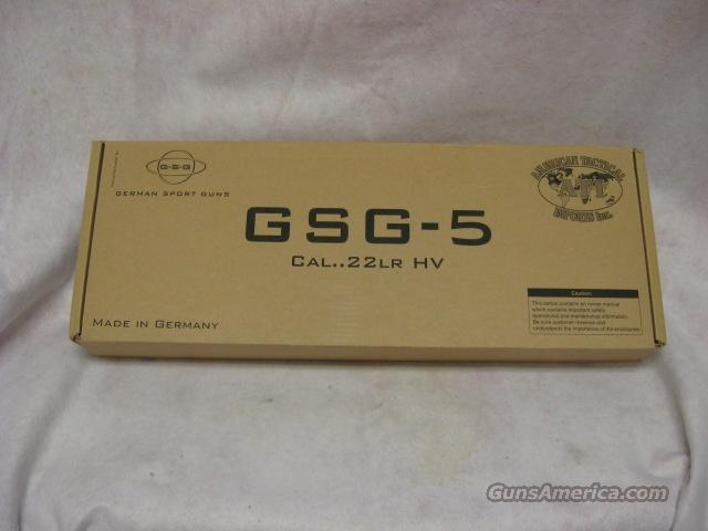 ATI GSG-5 22LR *In Stock*  Guns > Rifles > A Misc Rifles