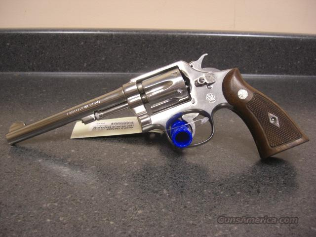 S&W 1905 32-20 Nickel finish (4th Change)  Guns > Pistols > Smith & Wesson Revolvers > Full Frame Revolver