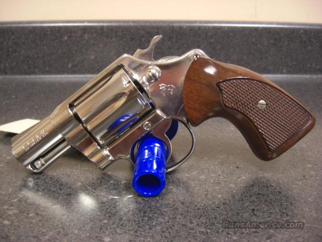 Colt Cobra 38Spl Nickel (2nd Issue)  Guns > Pistols > Colt Double Action Revolvers- Modern