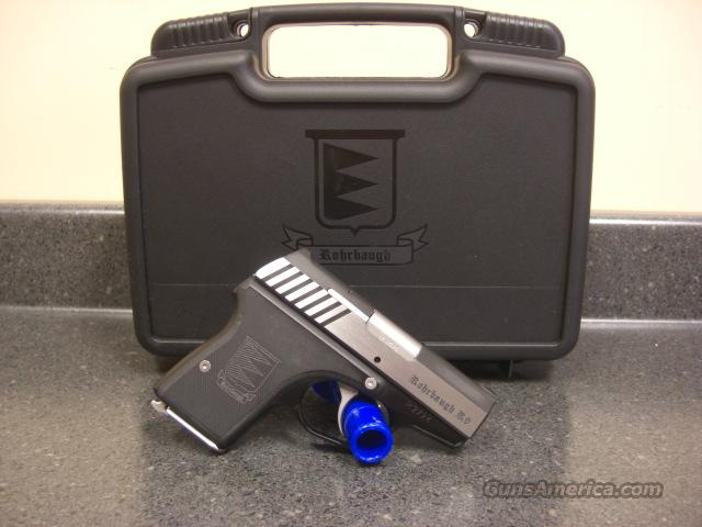Rohrbaugh R9 Stealth Elite 9MM  Guns > Pistols > R Misc Pistols