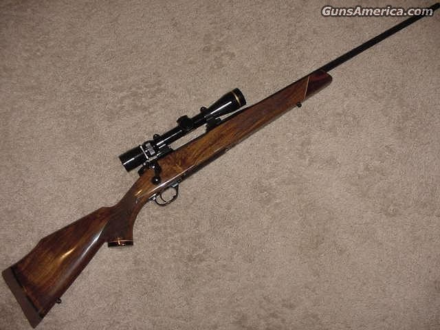 Mark V Deluxe .22-250 w/scope  Guns > Rifles > Weatherby Rifles