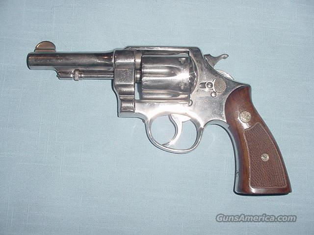 S&W 45 Hand Ejector Model of 1917 Commercial  Guns > Pistols > Smith & Wesson Revolvers