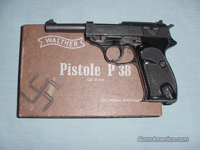 Walther P-38/II 9mm  Guns > Pistols > Walther Pistols