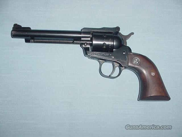 "Ruger New Model Single Six .22 Mag. 5 1/2""  Guns > Pistols > Ruger Single Action Revolvers"