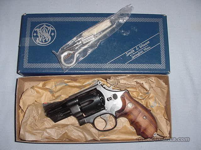 "S&W Model 24-3 .44 spl. w/3"" bbl.  Guns > Pistols > Smith & Wesson Revolvers > Full Frame Revolver"