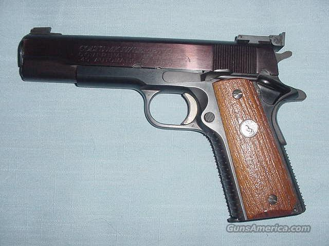 Colt Goverment Model Series 70 .45 ACP  Guns > Pistols > Colt Automatic Pistols (1911 & Var)