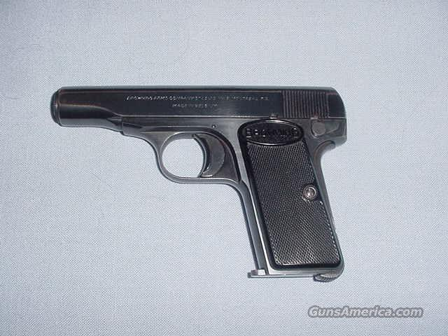Browning Model 1955 .380  Guns > Pistols > Browning Pistols > Other Autos