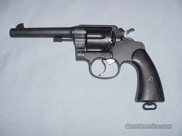 Colt US Army Model 1917  Guns > Pistols > Colt Double Action Revolvers- Pre-1945