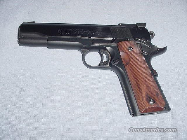 Colt Series 80 Gold Cup National Match .45 ACP  Guns > Pistols > Colt Automatic Pistols (1911 & Var)