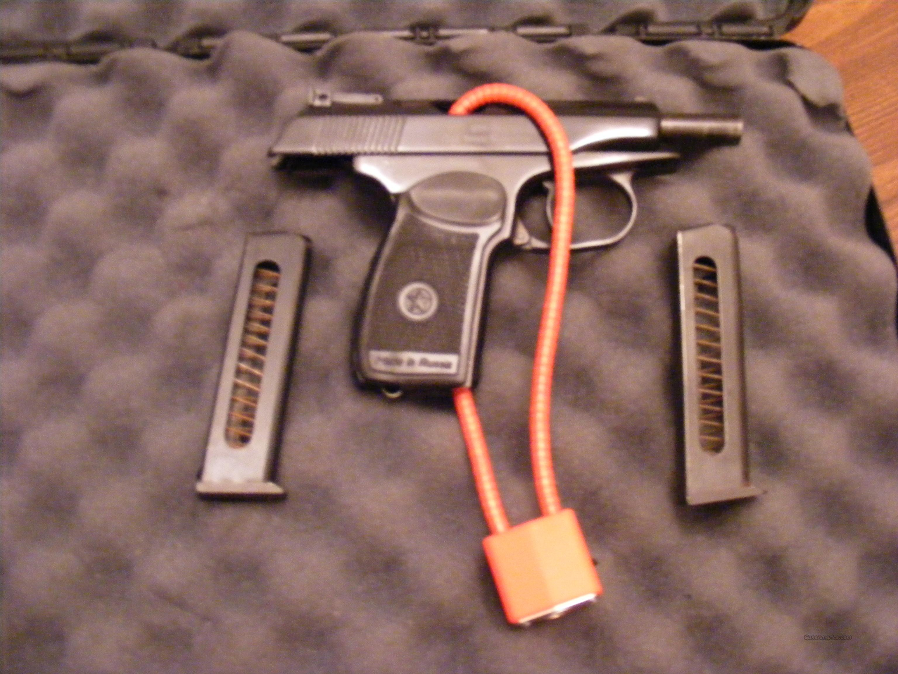 Russian Makarov Pistol  Guns > Pistols > Surplus Pistols & Copies