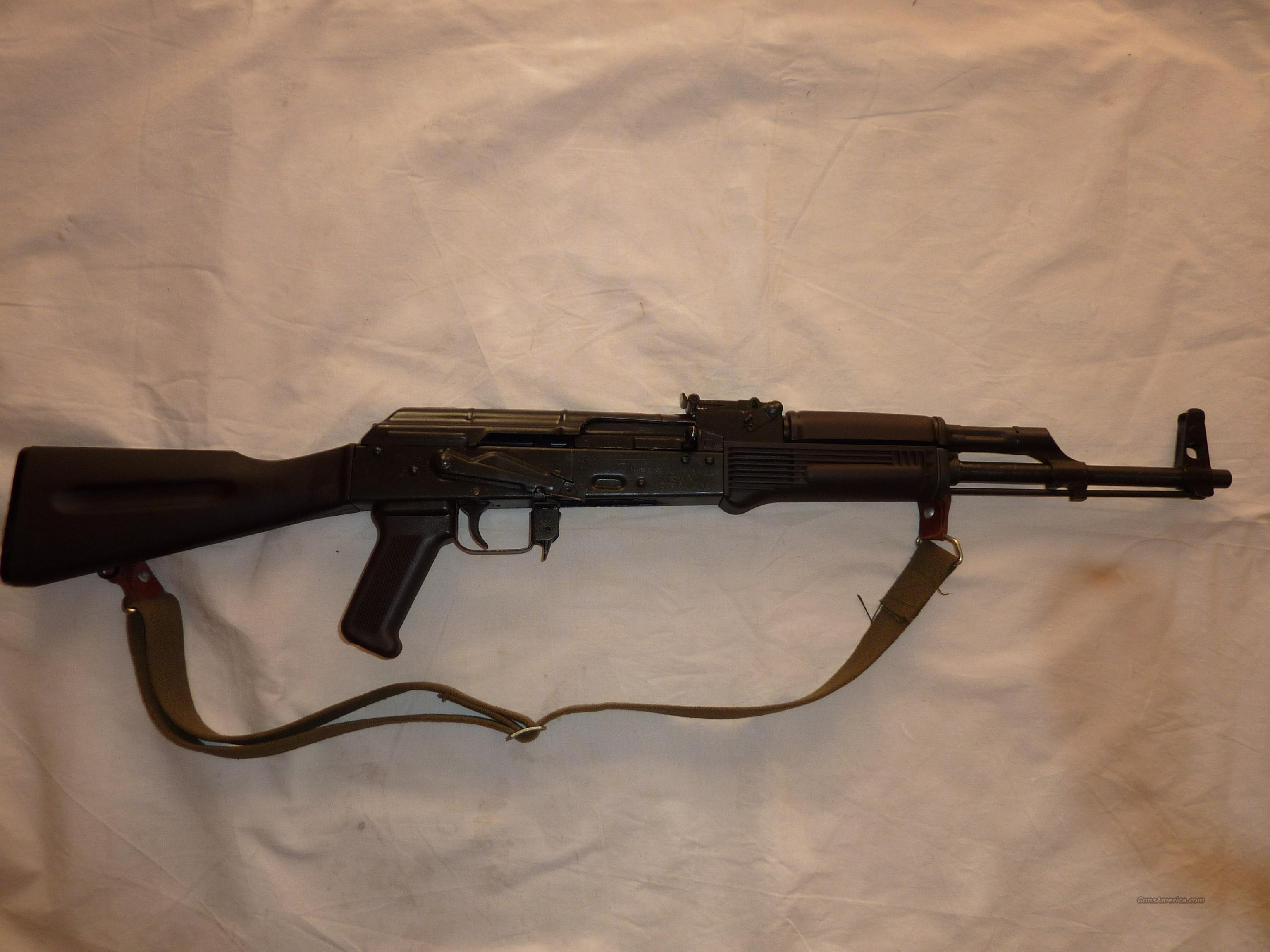 Romanian SAR1 with Plum Stock  Guns > Rifles > AK-47 Rifles (and copies) > Full Stock