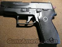 "SIG 225 ""MONTAGE SUISSE""  COMPACT  9MM  Guns > Pistols > Sig - Sauer/Sigarms Pistols > Other"