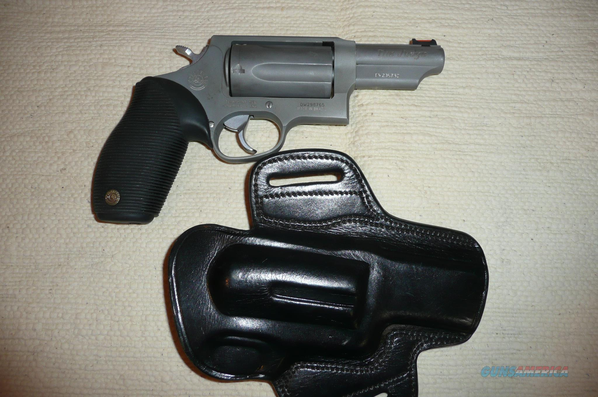 TAURUS JUDGE 410 GA/45 .ACP (the point and clic... for sale